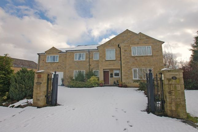 Thumbnail Detached house for sale in Meadow Court, Ponteland, Newcastle Upon Tyne