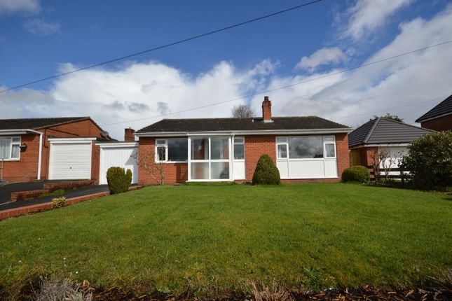 Thumbnail Bungalow for sale in Talbot Fields, High Ercall, Telford