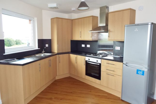 Thumbnail Flat to rent in Whiteside Court, Bathgate, West Lothian