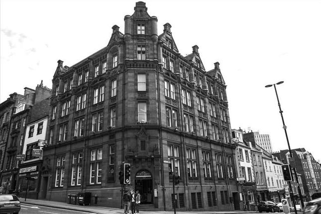 Serviced office to let in Churchill House, Newcastle