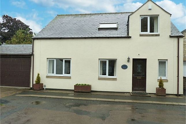 Thumbnail Detached house for sale in High Street, Belford, Northumberland