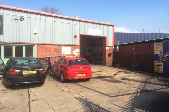 Thumbnail Light industrial for sale in Leigh WN7, UK