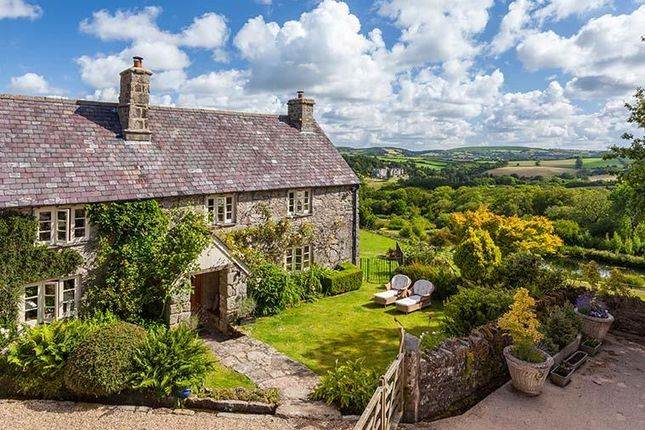 Thumbnail Detached house for sale in Bowden Farm, North Bovey, Newton Abbot, Devon