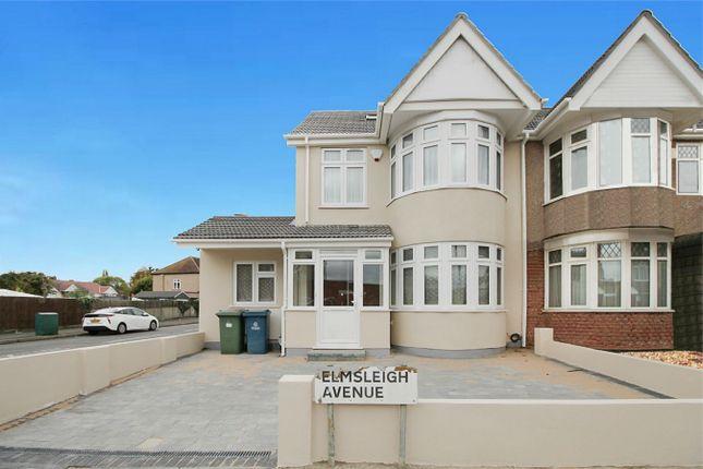 Thumbnail Flat to rent in Elmsleigh Avenue, Queensbury, Harrow