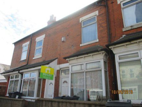 Thumbnail Property to rent in Newcombe Road, Handsworth, Birmingham