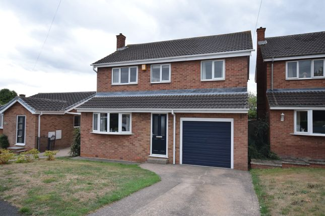 Thumbnail Detached house for sale in Anston Drive, South Elmsall, Pontefract