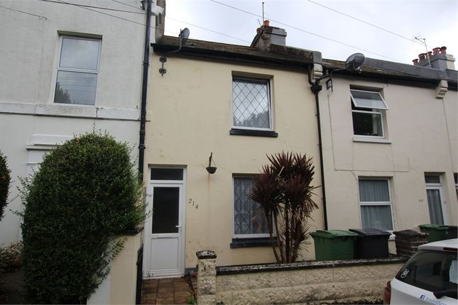 Thumbnail Terraced house for sale in Old Church Road, St Leonards-On-Sea, East Sussex