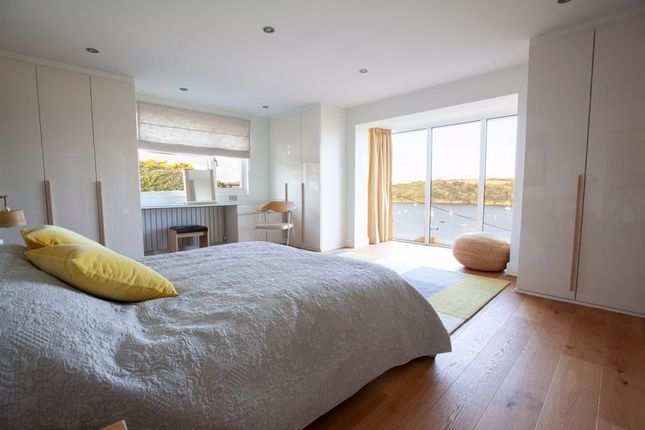 Master Bedroom of Freshwater Lane, St Mawes, Cornwall TR2