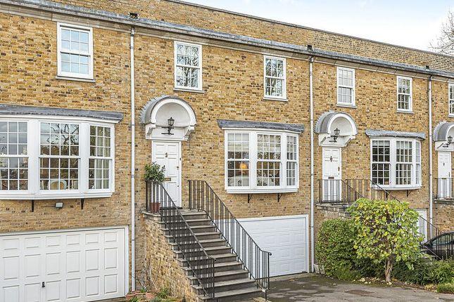 Thumbnail Terraced house for sale in Hogarth Way, Hampton