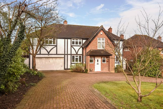 Thumbnail Detached house to rent in Davenham Avenue, Northwood, Middlesex