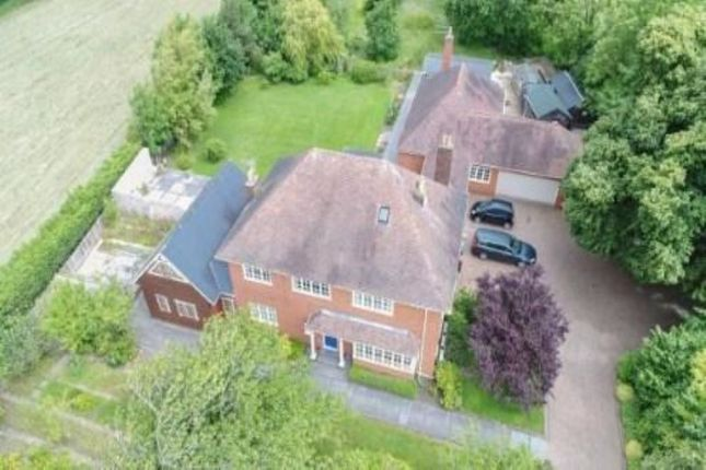 Thumbnail Detached house for sale in Coventry Road, Fillongley, Coventry
