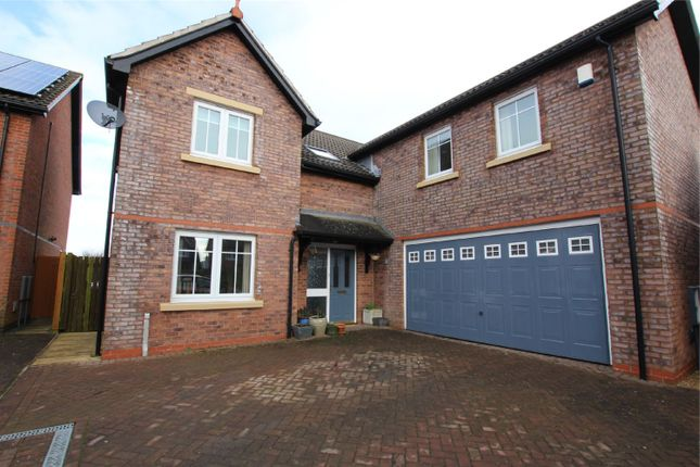Thumbnail Detached house for sale in 9 Grange View, Wigton, Cumbria