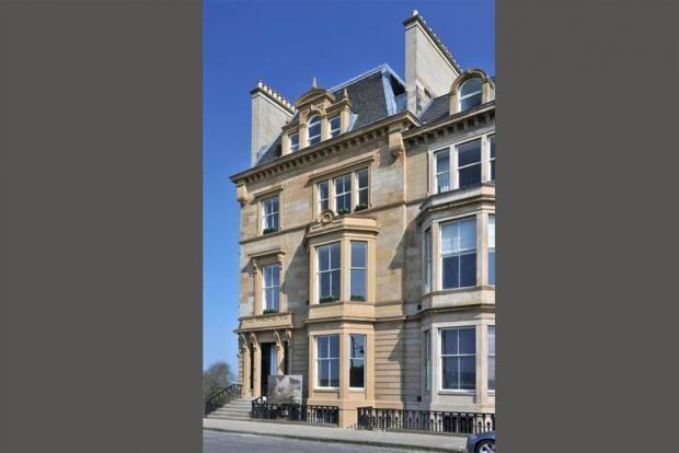 Thumbnail Semi-detached house to rent in Park Terrace, Glasgow