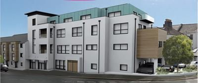 Thumbnail Commercial property for sale in West Hoe Surgery, Pier Street, Plymouth, Devon