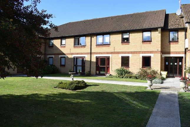 Thumbnail Flat for sale in Ivy Field Court, Charter Road, Chippenham, Wiltshire