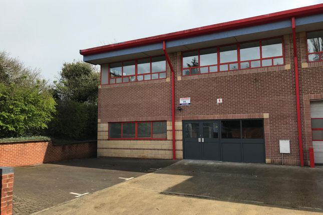 Thumbnail Industrial to let in Unit 1 County Park, Swindon