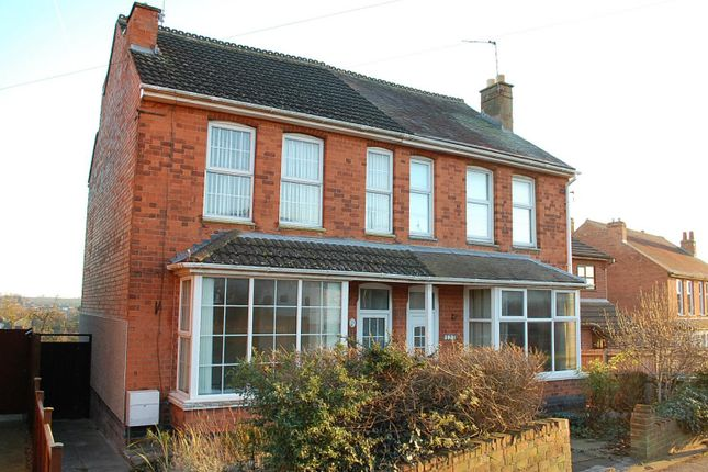 3 bed semi-detached house for sale in Seagrave Road, Sileby, Leicestershire
