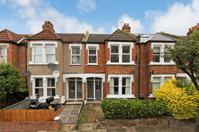 Thumbnail Flat for sale in Sellincourt Road, London