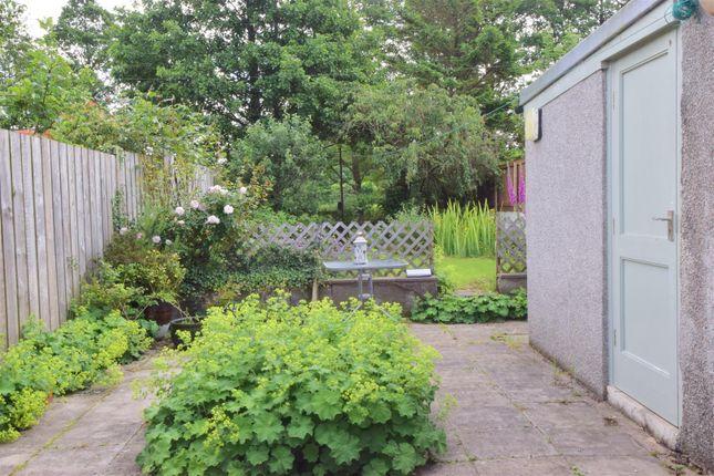 The Rear Garden of Artlebeck Road, Caton, Lancaster LA2