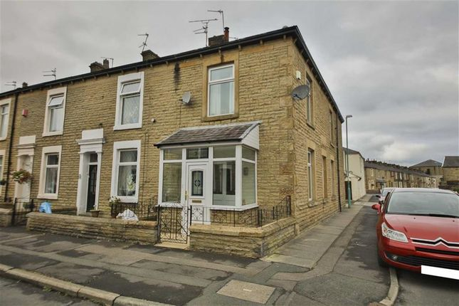 End terrace house for sale in Cecil Street, Oswaldtwistle, Lancashire
