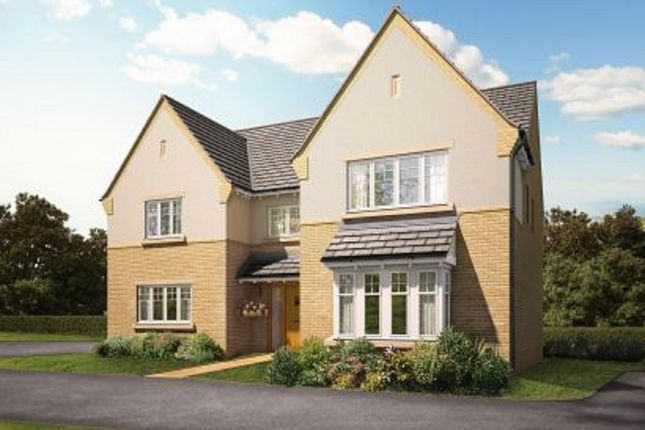 Thumbnail Detached house for sale in Knightley Road, Gnosall, Staffordshire