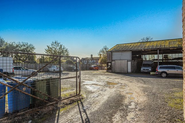 Thumbnail Land for sale in Wormgate, Boston