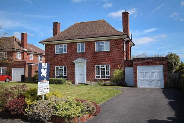 Thumbnail Detached house for sale in Wellbridge Close, Dorchester