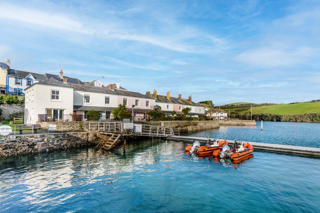 Thumbnail End terrace house for sale in Victoria Quay, Salcombe