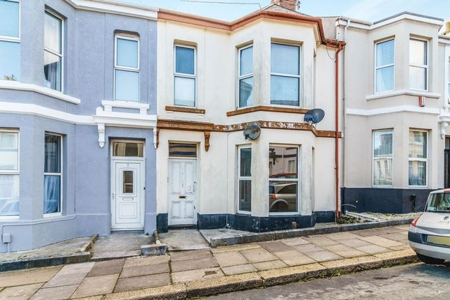 Thumbnail Property for sale in Mildmay Street, Plymouth