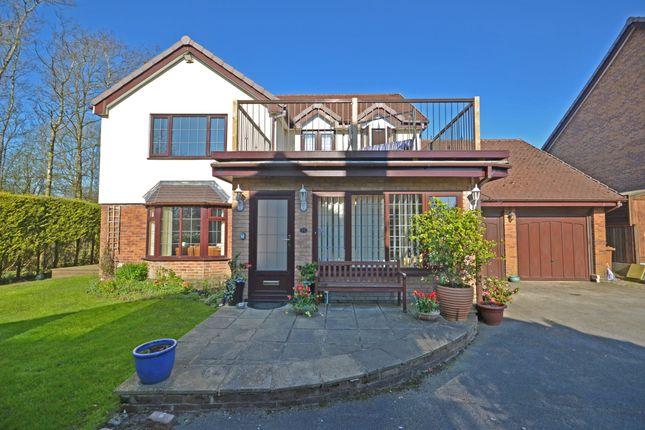 Thumbnail Detached house for sale in The Pastures, Beardwood, Blackburn