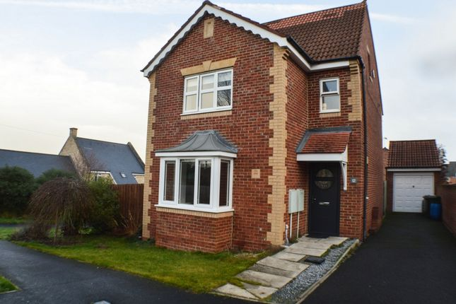 Thumbnail Terraced house for sale in Farmwell Place, Prudhoe