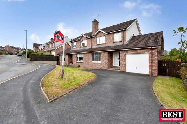 Thumbnail Semi-detached house for sale in Ridgewood Avenue, Moy, Dungannon