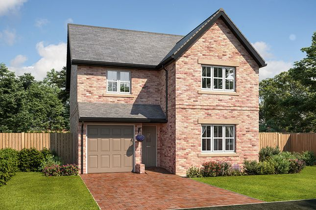 "Thumbnail Detached house for sale in ""Durham"" at Goodwood Drive, Carlisle"