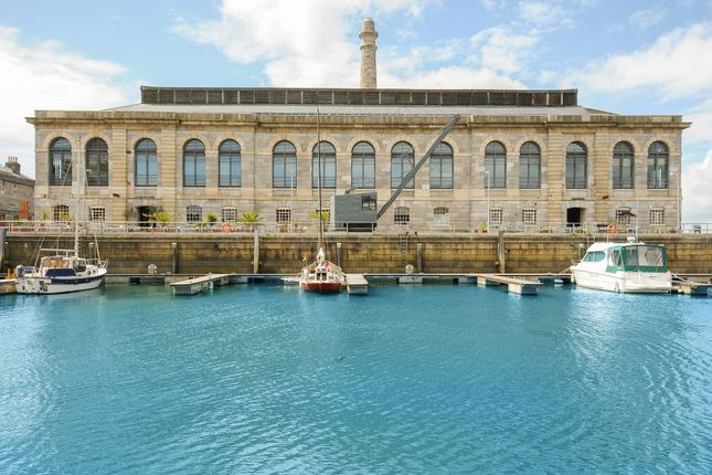 Thumbnail Flat to rent in The Brewhouse, Royal William Yard, Plymouth