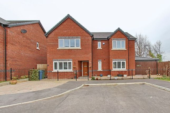 Thumbnail Detached house for sale in Brookmoor Road, Prestwich, Manchester