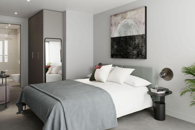 Bedroom 2 of No 5, 2 Cutter Lane, Upper Riverside, Greenwich Peninsula SE10