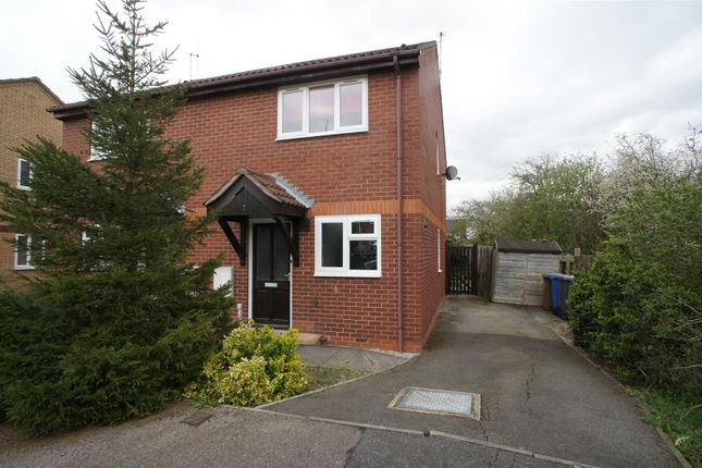 Thumbnail Semi-detached house to rent in Ryedale Gardens, Littleover, Derby