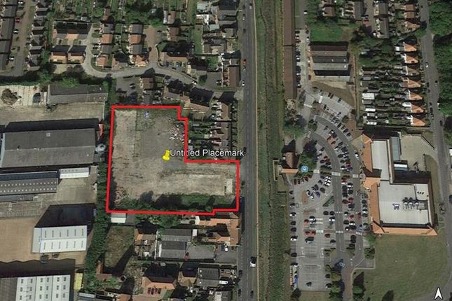 Thumbnail Land for sale in Former Osgerby Yard, Waterside Road, Barton