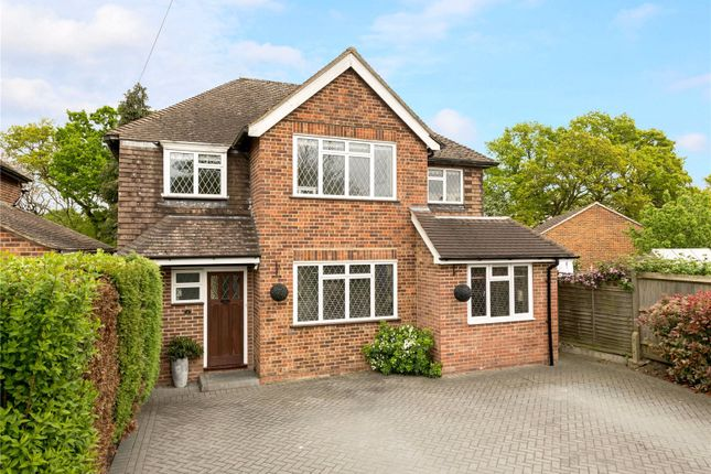 Thumbnail Detached house for sale in Hillford Place, Redhill, Surrey
