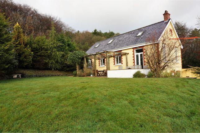 Thumbnail Detached house for sale in Taliaris, Llandeilo