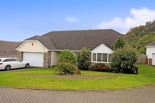 Thumbnail Detached bungalow for sale in Langleigh Park, Ilfracombe