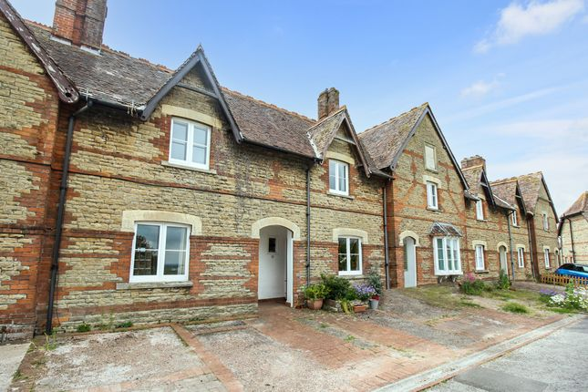 2 bed terraced house for sale in Prospect Square, Westbury BA13