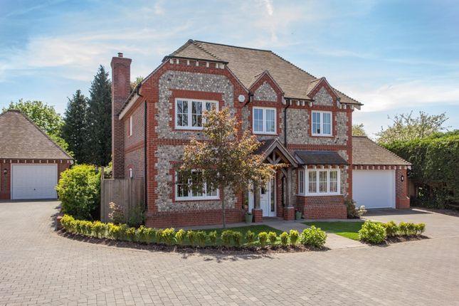 Thumbnail Detached house for sale in Blandy's Lane, Upper Basildon