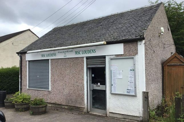 Commercial property for sale in Main Street, Banton, Kilsyth, Glasgow