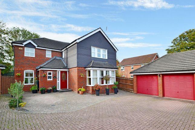 Thumbnail Detached house for sale in Dean Way, Storrington, West Sussex