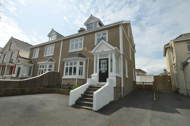 Thumbnail Semi-detached house to rent in Dracaena Avenue, Falmouth