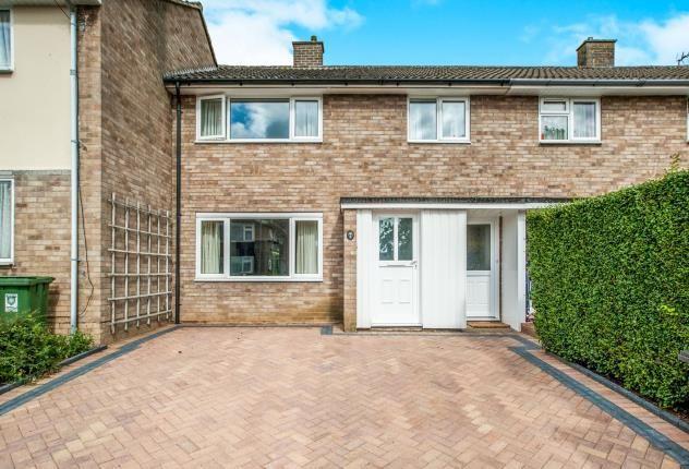 Thumbnail Terraced house for sale in Coles Hill, Hemel Hempstead, Hertfordshire, .