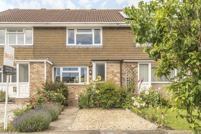Thumbnail Terraced house for sale in Little Park Close, Hedge End, Southampton, Hampshire