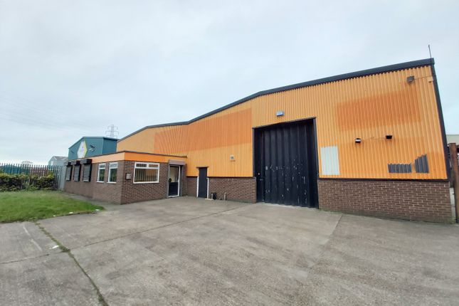 Thumbnail Industrial to let in Stockholm Road, Hull