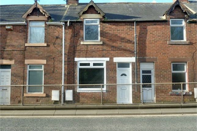 Thumbnail Terraced house for sale in Dunelm Terrace, Dalton-Le-Dale, Seaham, Durham